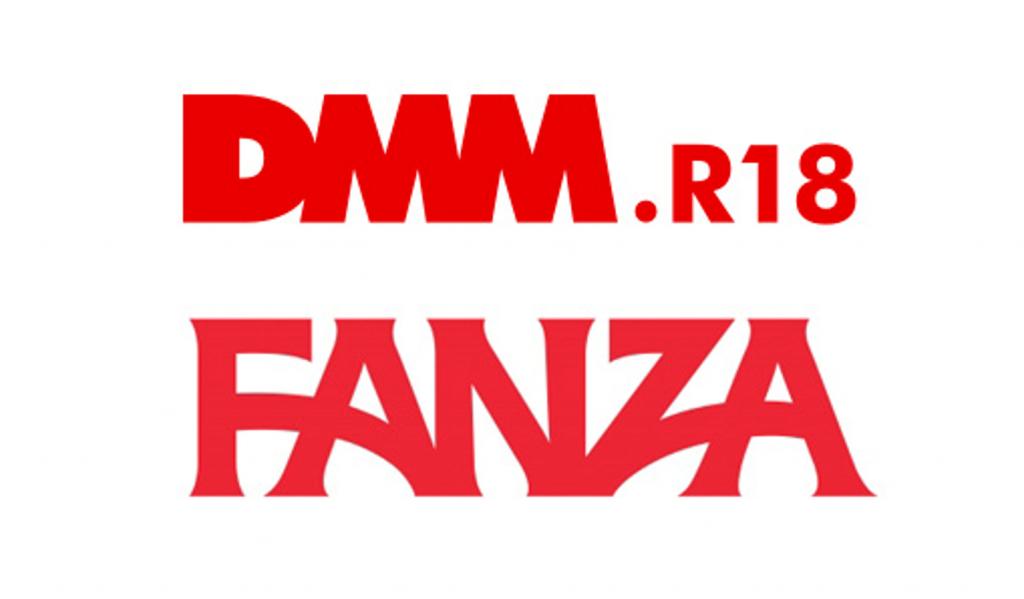 FANZA(旧DMM.R18)ロゴ