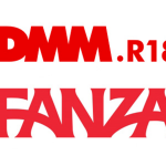 FANZA(旧DMM.R18)のロゴ